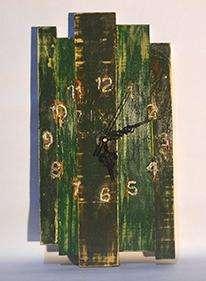 Reloj de pared Rústico