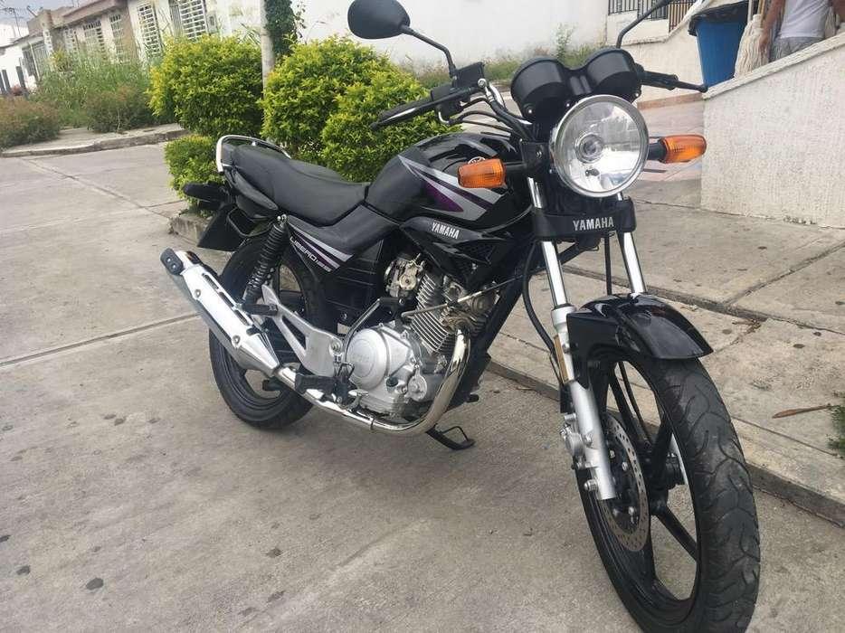 Moto Yamaha Libero 125 2016 Buen Estad