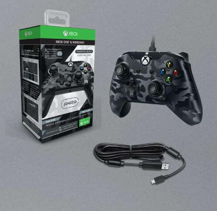 Control Xbox One Tipo Scuf-elite-palancas