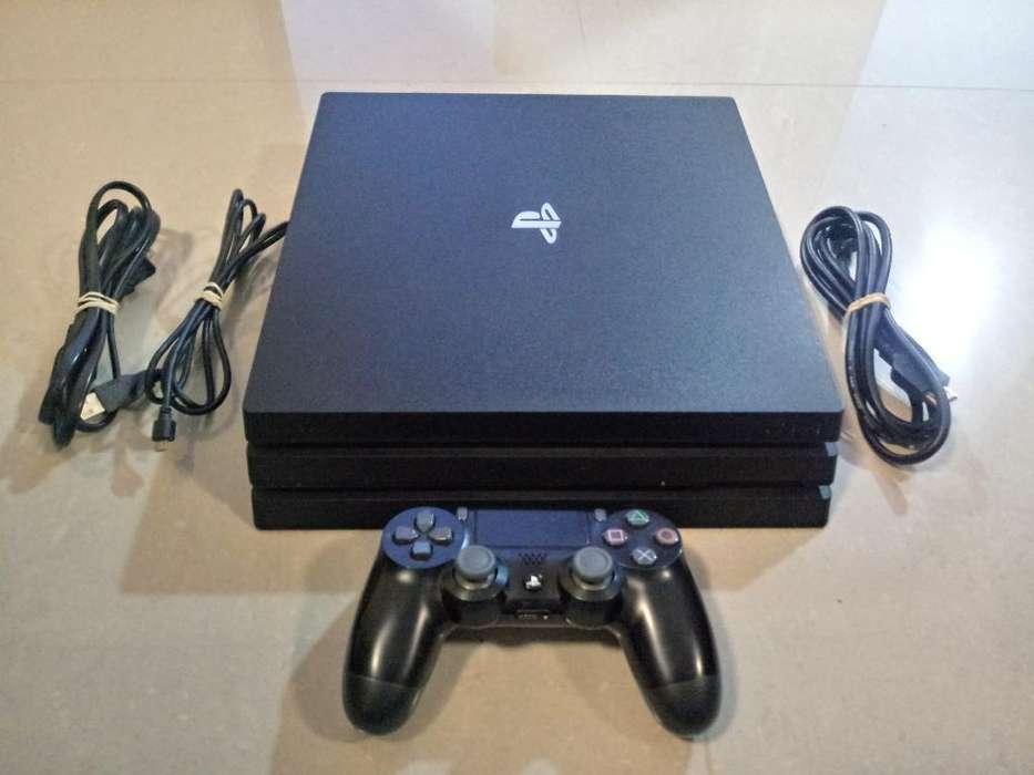 Playstation 4 Pro 2da Gen