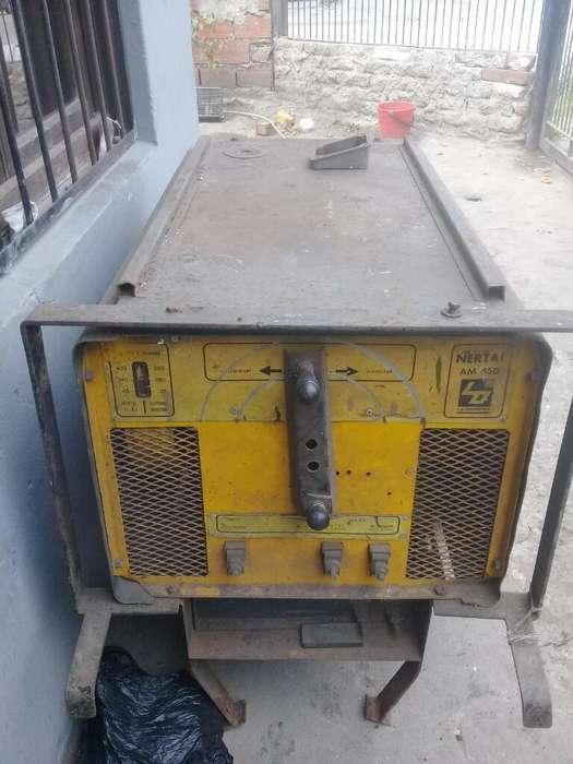 Soldadora Electrica Trifasica Nertal 450