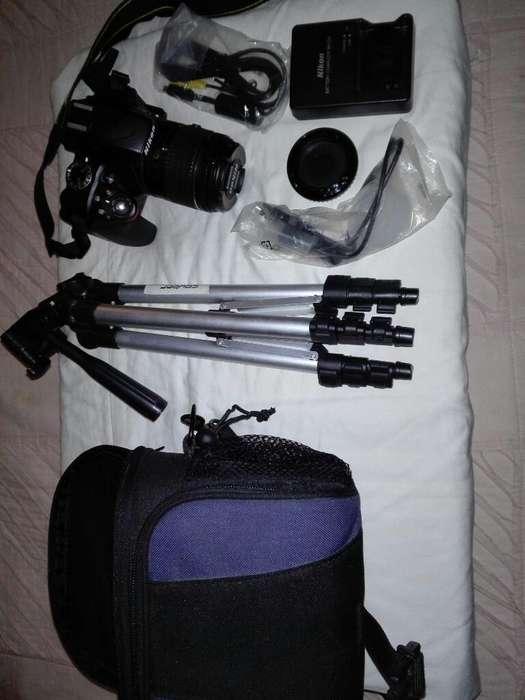 Nikon D3300 Bolso Tripodre Accesorios