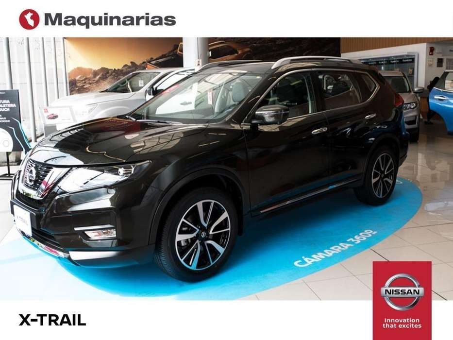 <strong>nissan</strong> X-Trail 2019 - 0 km