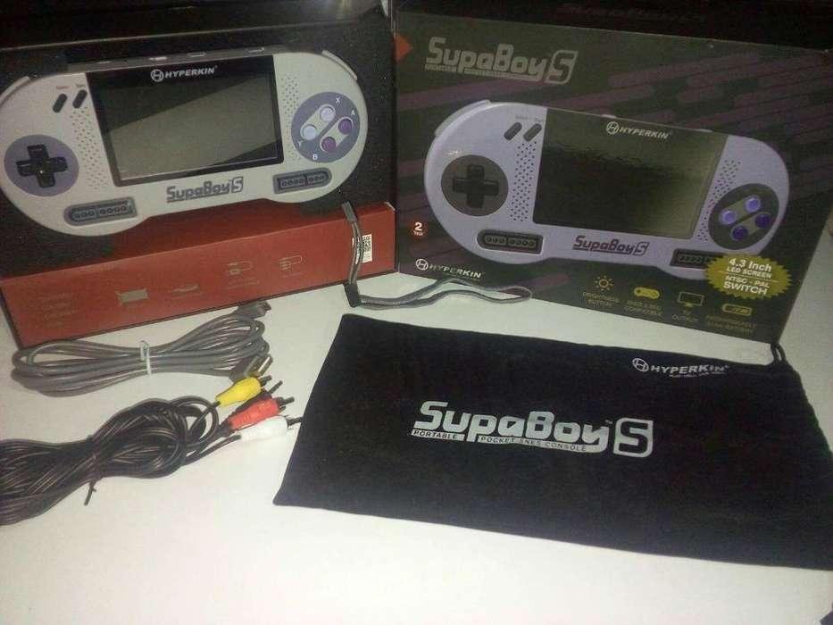 Supaboy S 600 Soles