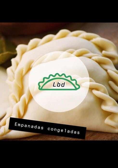 Empanadas Canastitas Congeladas , P/negocios - Eventos
