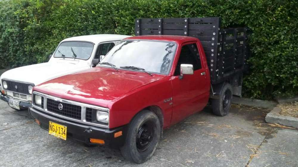 Vendo Camioneta Luv 1600