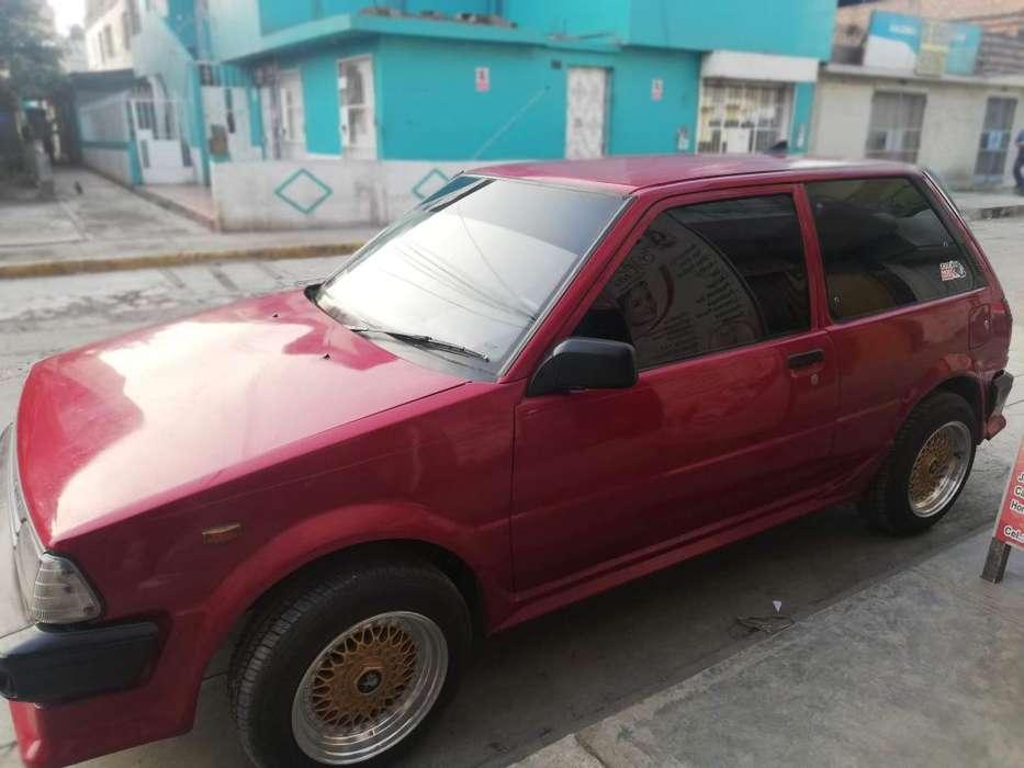 Toyota Starlet 1986 - 0 km