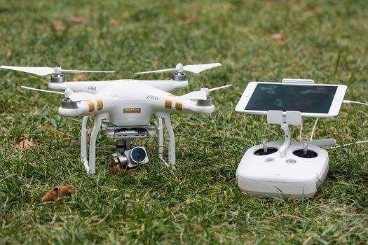 Filmaciones Profesionales con Drone Dji