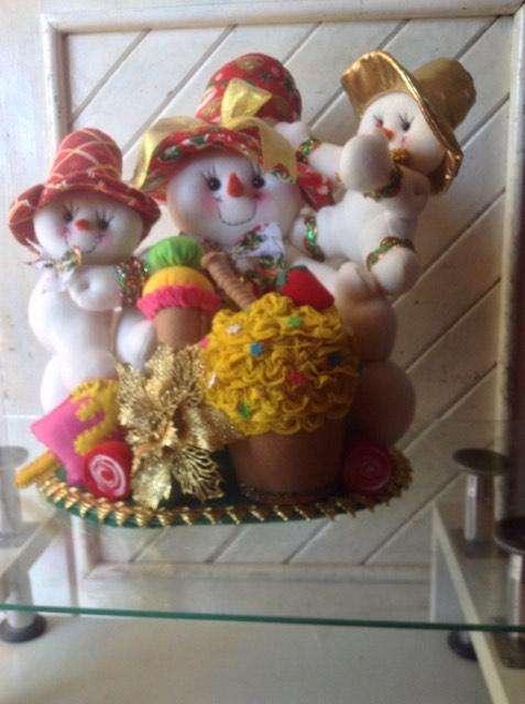 Muñeco de Navidadnieve Dulcero
