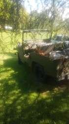 Jeep 1958 Ika Corto Listo P Transferir
