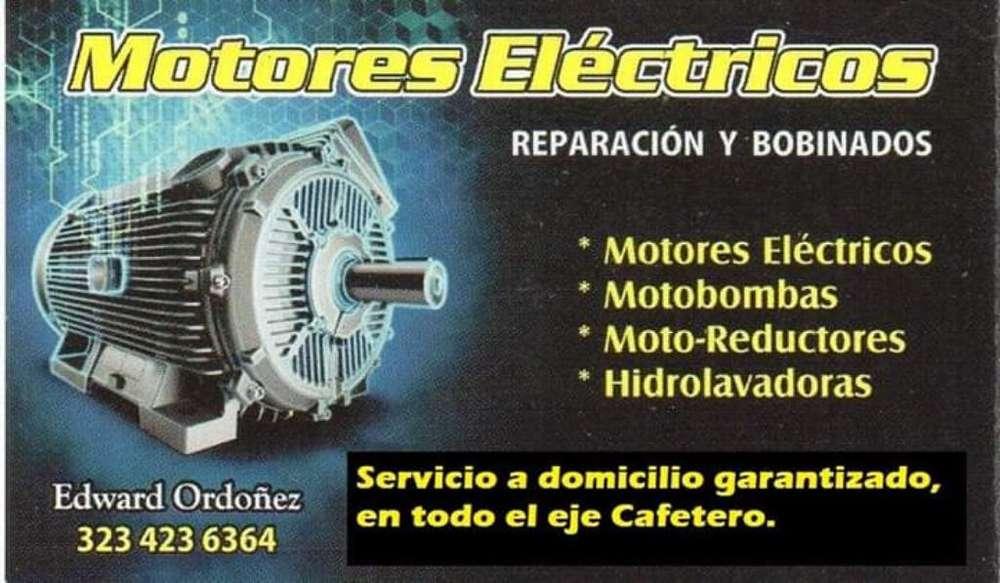 Motores Electricos Y Motobombas