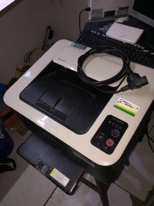 Impresora Laser Color Wifi