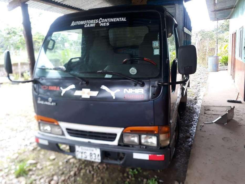Vendo Camion Chevrolet Nhr