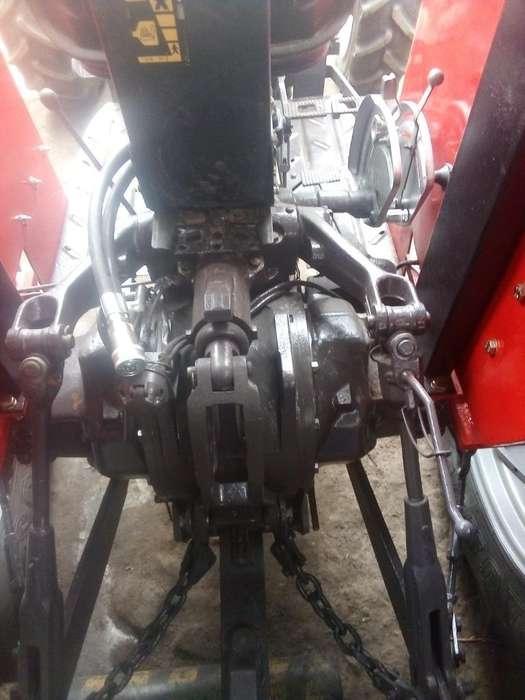 Vendo Tractor 285 Ingles 4x4 Massey Ferg