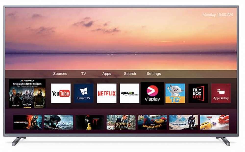 Philips 4k Smart TV 70 Pulgadas (Ocasión)