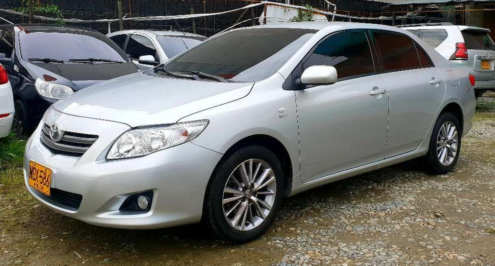 Toyota Corolla 2011 - 67000 km