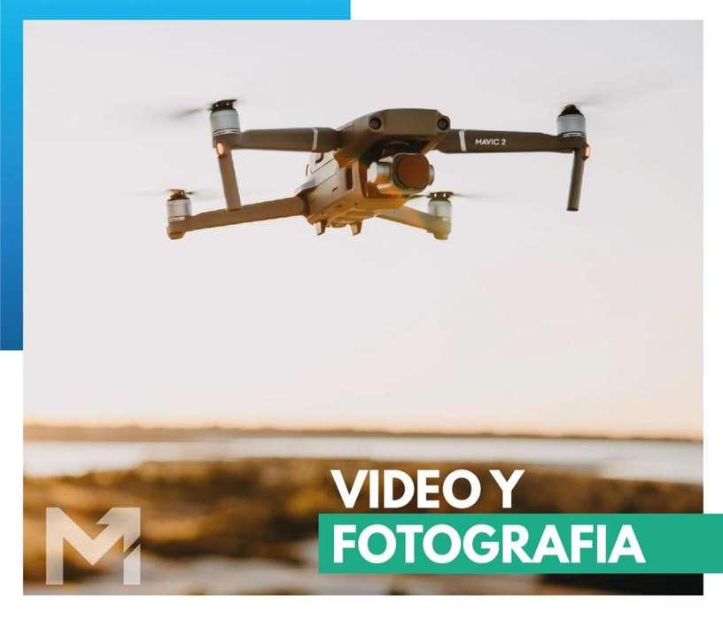 Servicios de Filmación y Fotografía con Drone