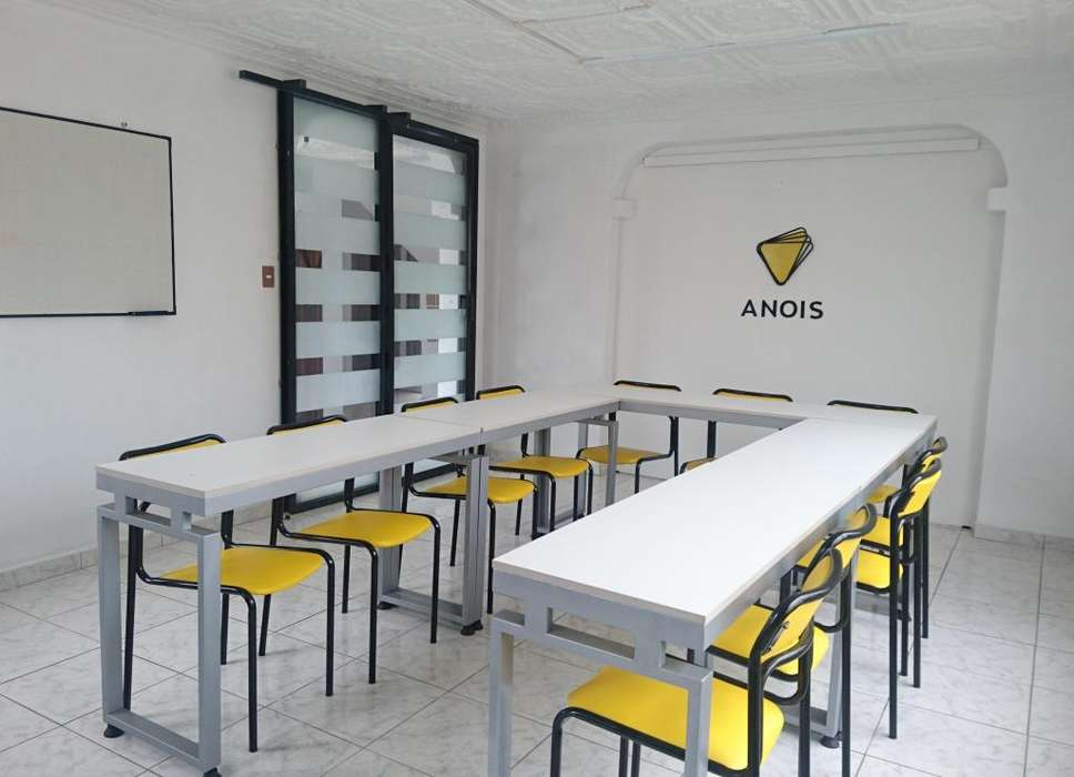 Sala de Capacitación en Cuenca