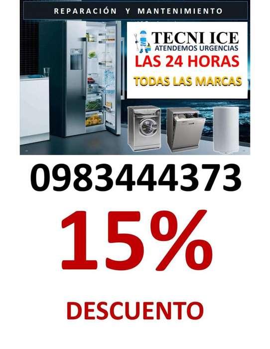 0998099148 REPARACION TECNICOS DE CALEFONES COCINAS HORNOS LAVADORAS REFRIGERADORAS SECADORAS