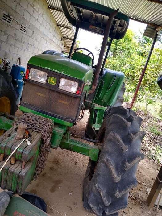 Se Vende Tractor Jhon Deere