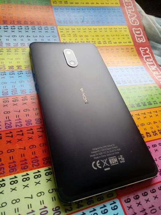Nokia 6 Android 8.0 Estado 10.10