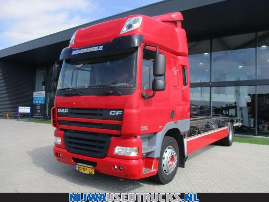 DAF CF 85 360 BDF-Systeem - To be Imported