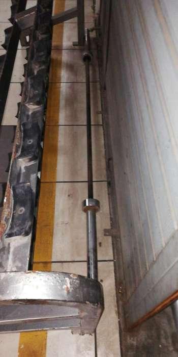 barra olímpica