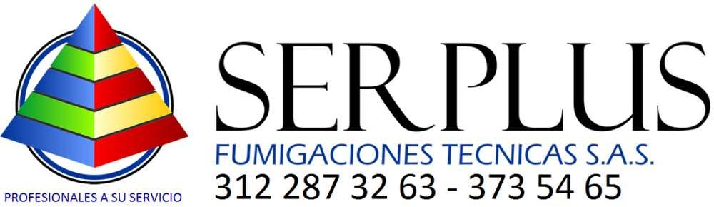 Fumigaciones SERPLUS 312 287 32 63 - 592 90 50.