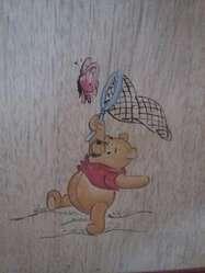 Cama Winnie Pooh Nena