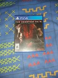 Vendo Metal Gear Solid 5 Usado 10/10