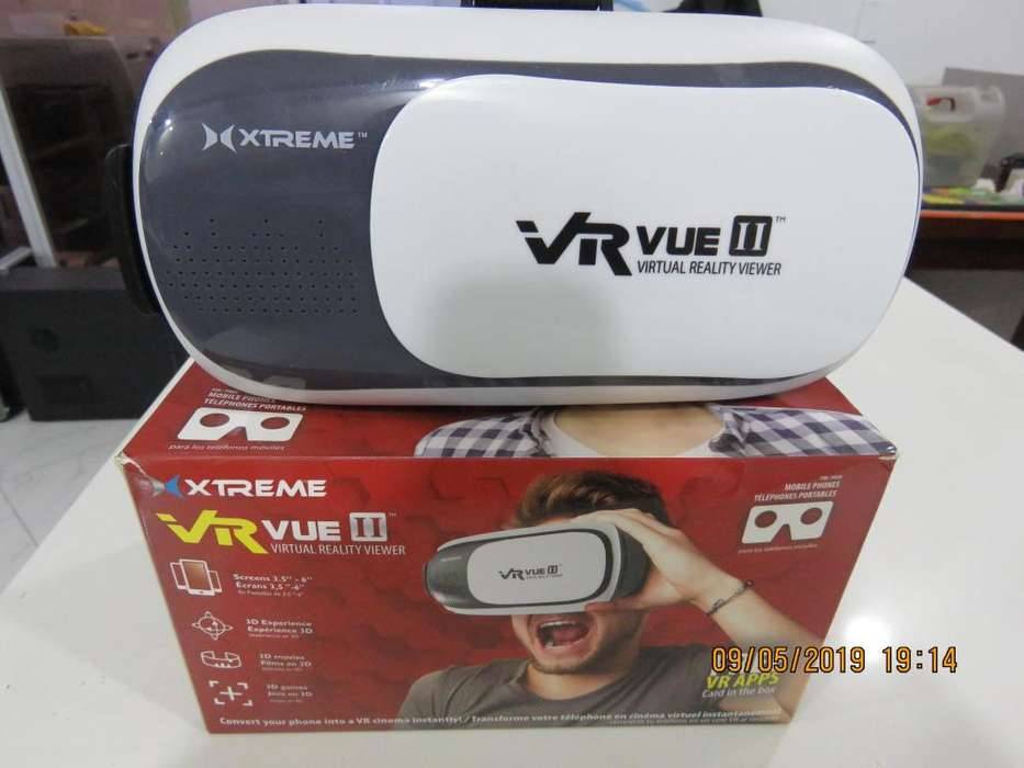 VENDO Gafas VR 3D realidad Virtual