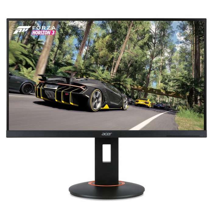 <strong>monitor</strong> Acer XF250Q 240hz Cbmiiprx 24,5