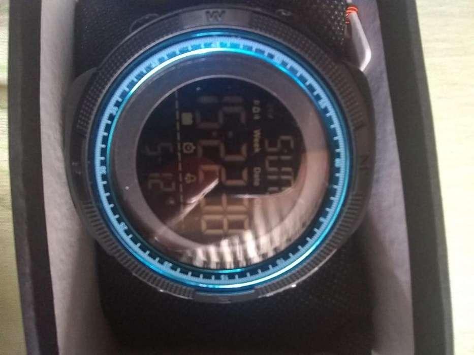 Reloj Nuevo Skmei Ultimo Modelo Digital