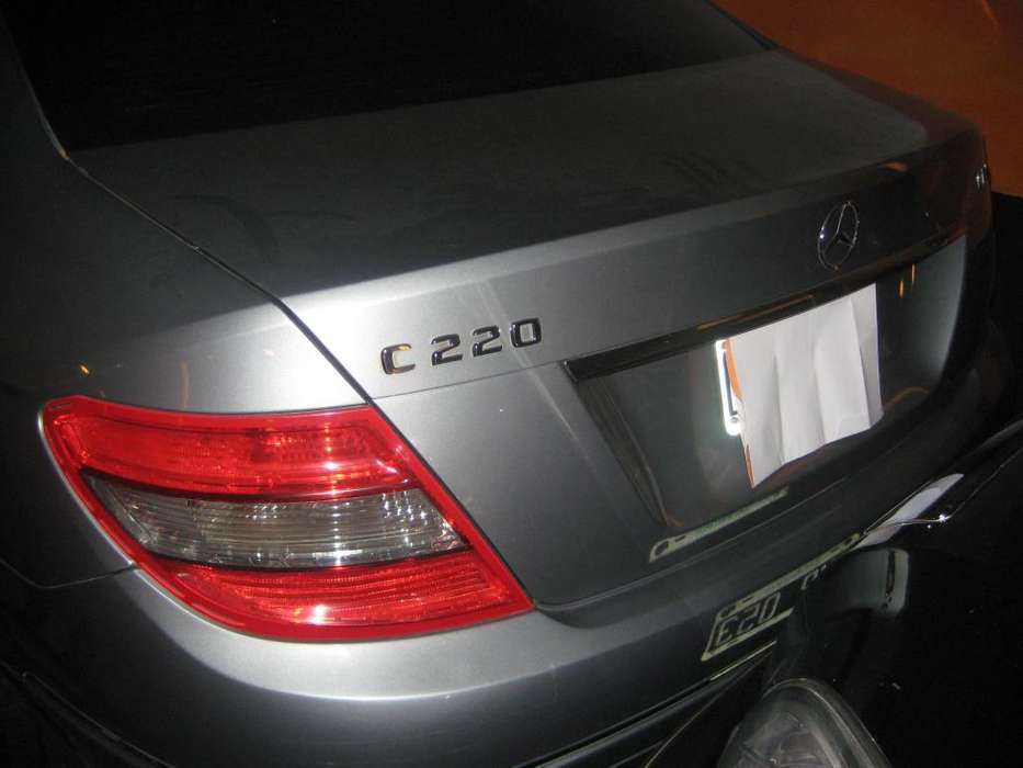 <strong>mercedes-benz</strong> Clase C 2009 - 135000 km