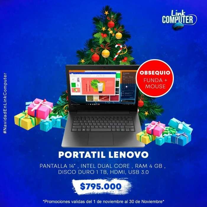 Portátil Lenovo , Nuevo