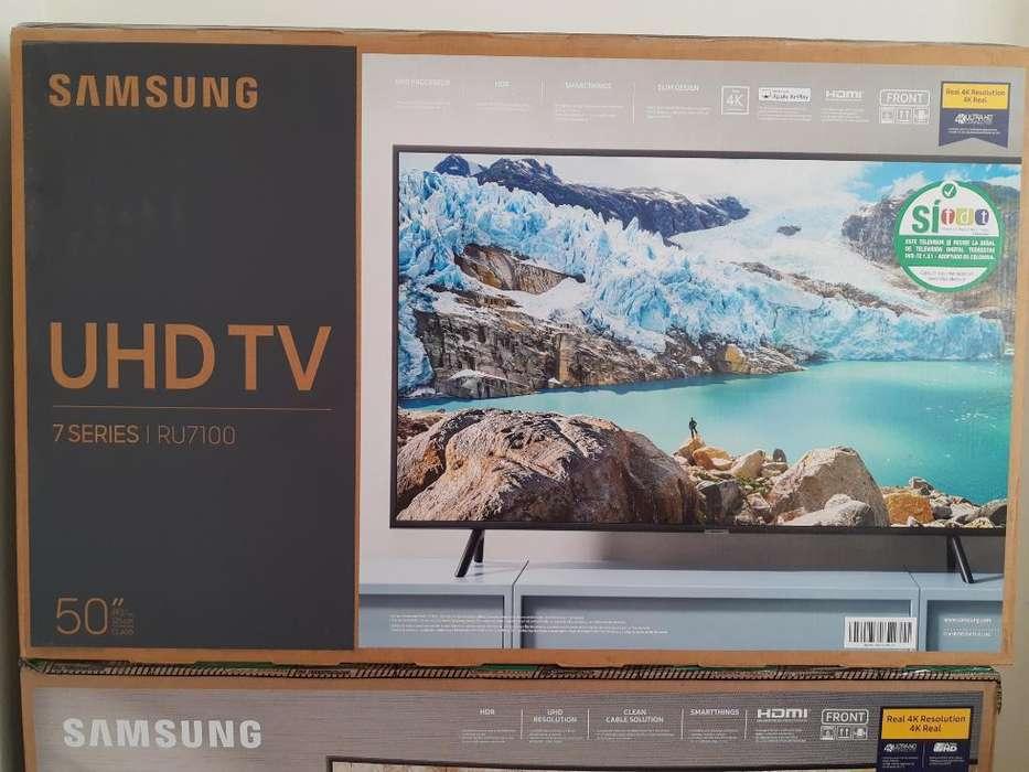 Tv's Samsung 50 Pulgadad 4k Uhd Nuevos