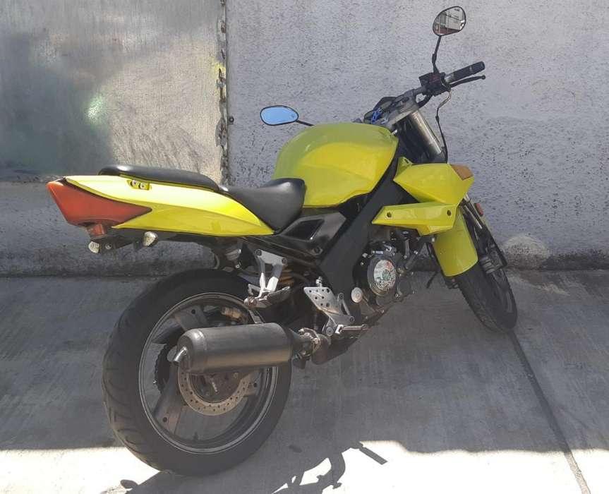 Moto Armada (único Modelo)