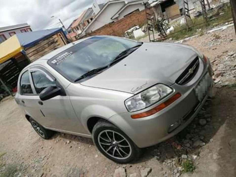 Chevrolet Aveo 2011 - 143 km