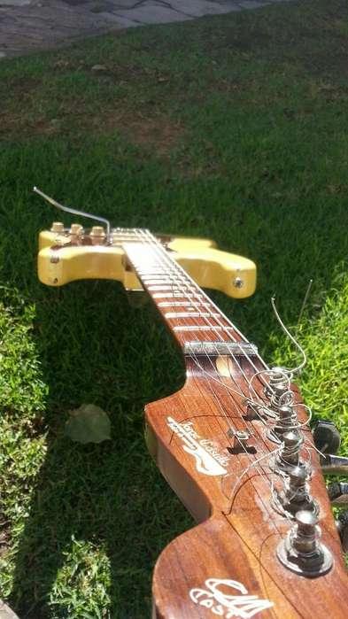 Guitarra Electrica Stratocaster Luthier