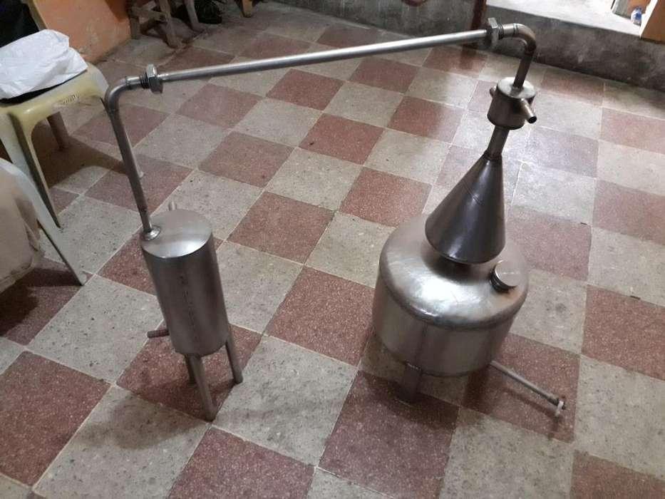 Destilador 20l Negociable