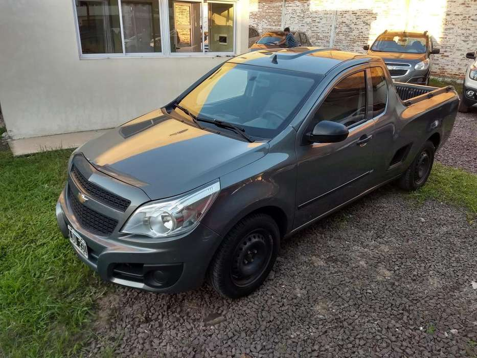 <strong>chevrolet</strong> Montana 2012 - 120000 km
