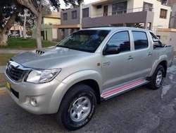 Toyota Hilux Sr 2013 4x4