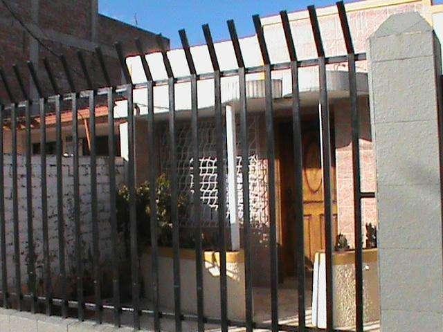 CASA EN INGAHURCO TRAS POLIDEPORTIVO