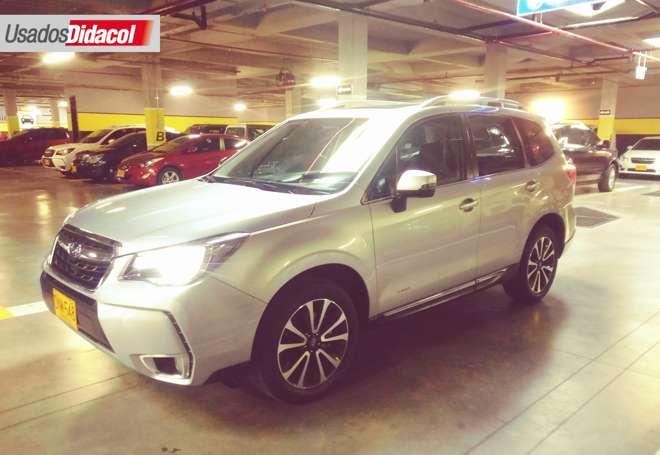 Subaru Forester 2017 - 39000 km