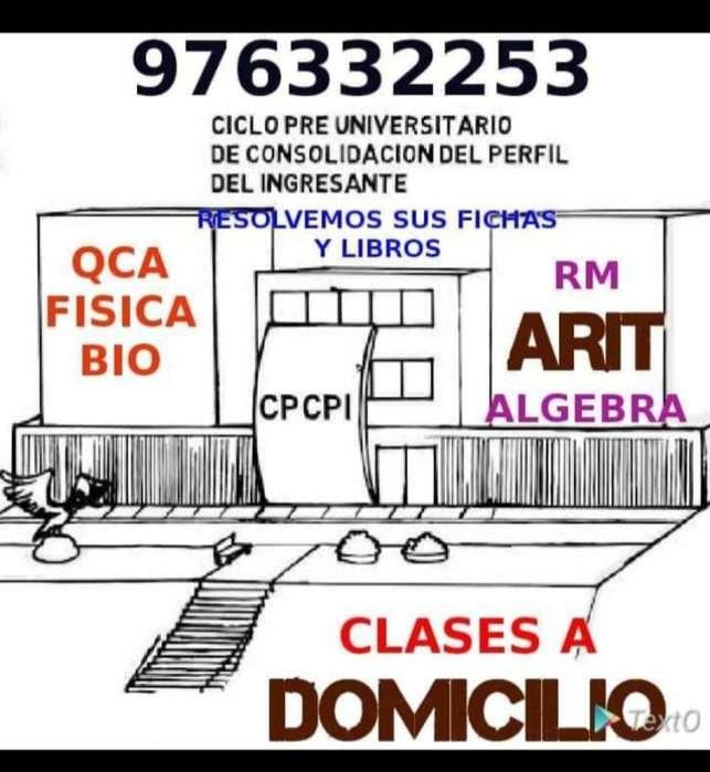 Matematicas a Domicilio