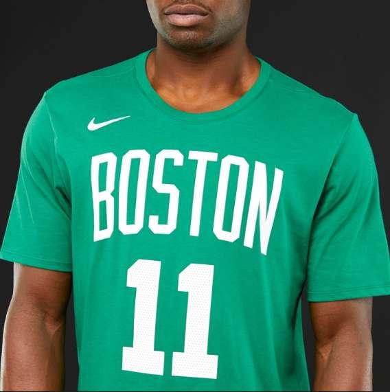 Camiseta Nike NBA Kyrie Irving Boston Original Talla M Verde