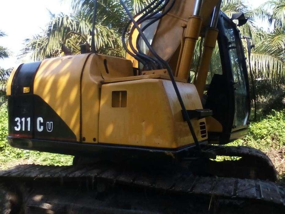 Vendo Retro Excavadora 311