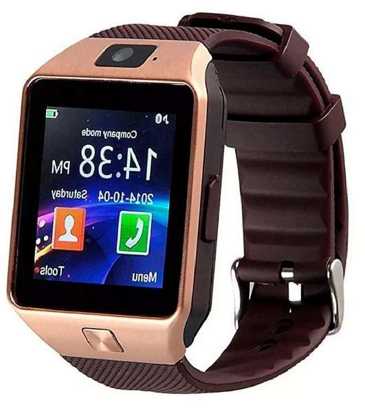 Reloj Inteligente Smartwatch Bluetooth Camara/musica/llamada