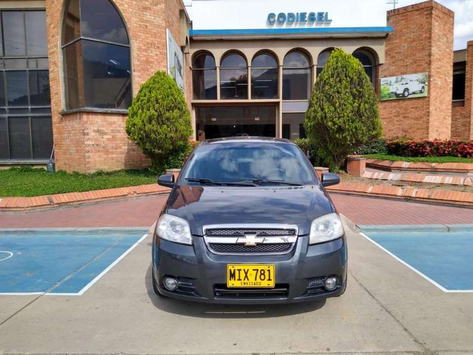 Chevrolet Aveo Emotion 2013 - 112500 km