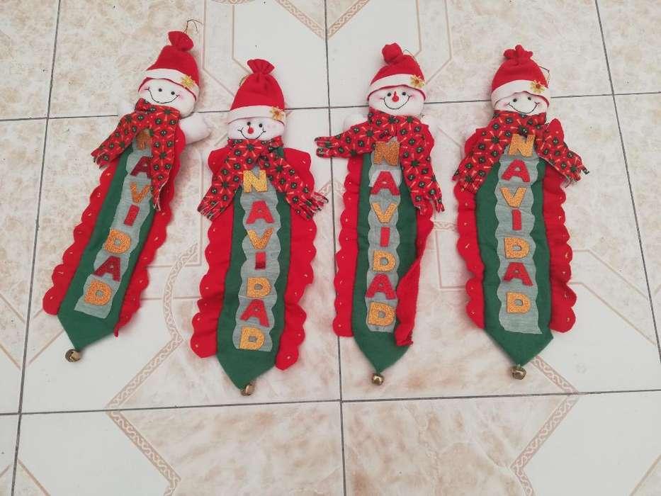 Festones Navideños
